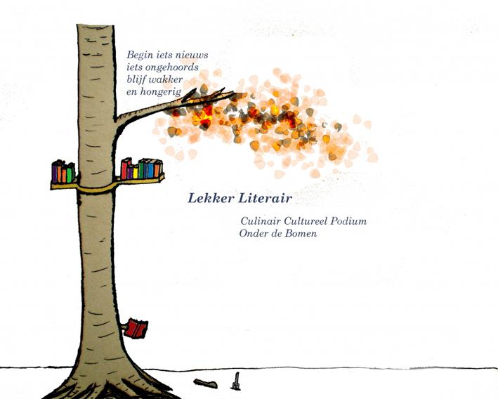 Lekker Literair